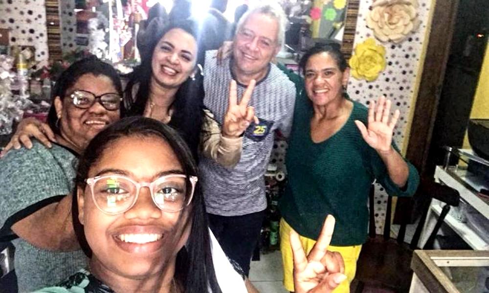Ex-dirigentes do PT declaram apoio a Elinaldo e Curvelo