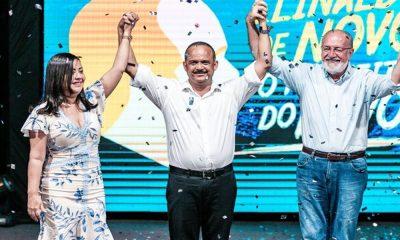 Tude e Ivana representam Elinaldo em agenda de campanha deste sábado