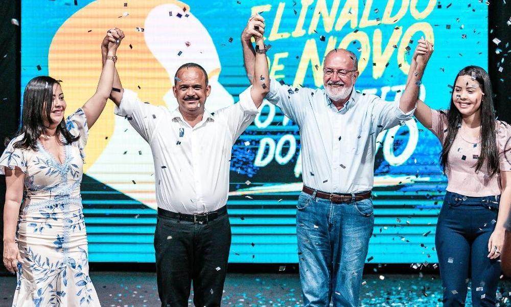 Elinaldo tem agenda eleitoral movimentada nos próximos finais de semana; confira programação