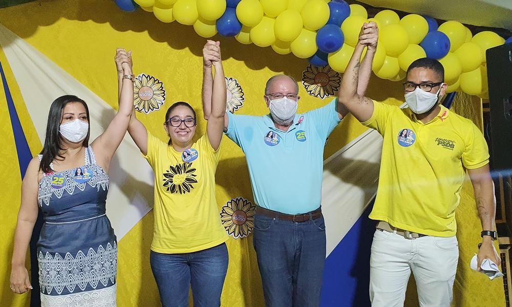 Se eleita vereadora, Morena pretende doar 50% do salário para entidades sociais