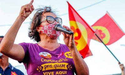 Ivoneide reafirma compromisso com professores de Camaçari