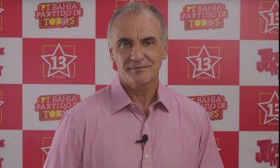 Nelson Pellegrino declara apoio à reeleição de Marcelino em Camaçari
