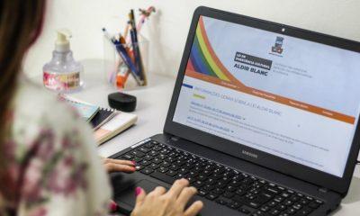 Portal auxilia interação de fazedores de cultura de Camaçari com Lei Aldir Blanc