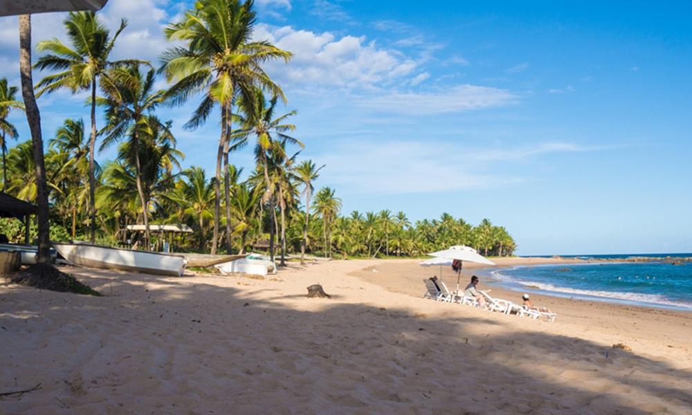 Praias de Camaçari permanecem interditadas até segunda-feira