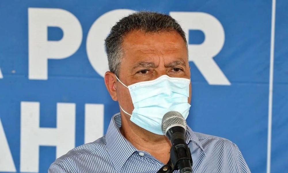 Rui Costa anuncia parte da logística do plano de vacinação contra o coronavírus na Bahia