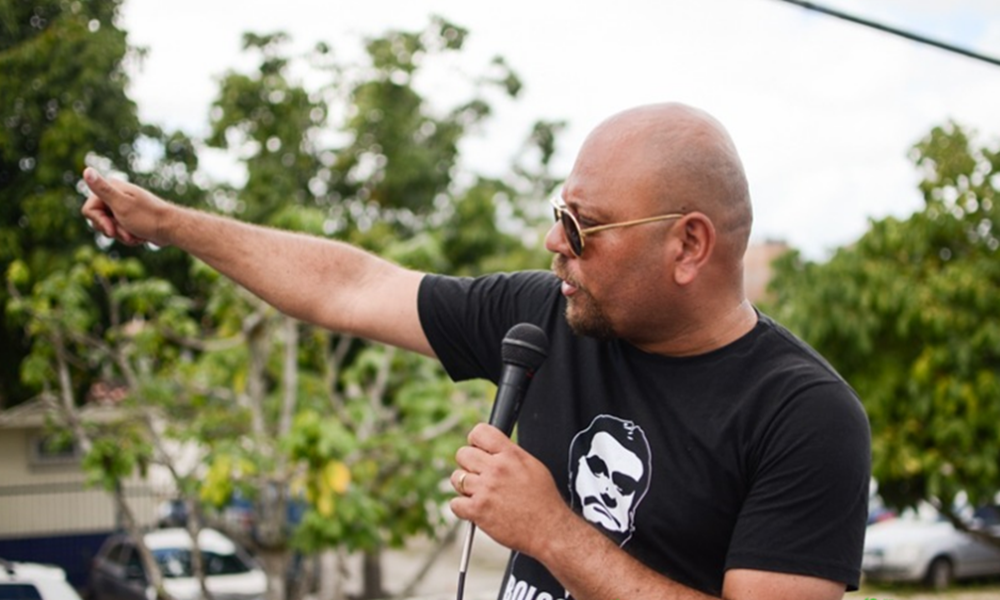 Justiça Eleitoral indefere candidatura de Soldado Andrade