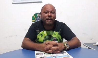 Após ter candidatura indeferida, Soldado Andrade recorre ao TRE