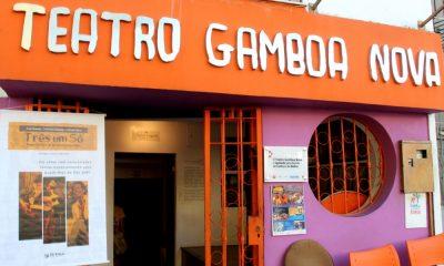 Oficinas e peças formam programação online do Teatro Gamboa desta semana