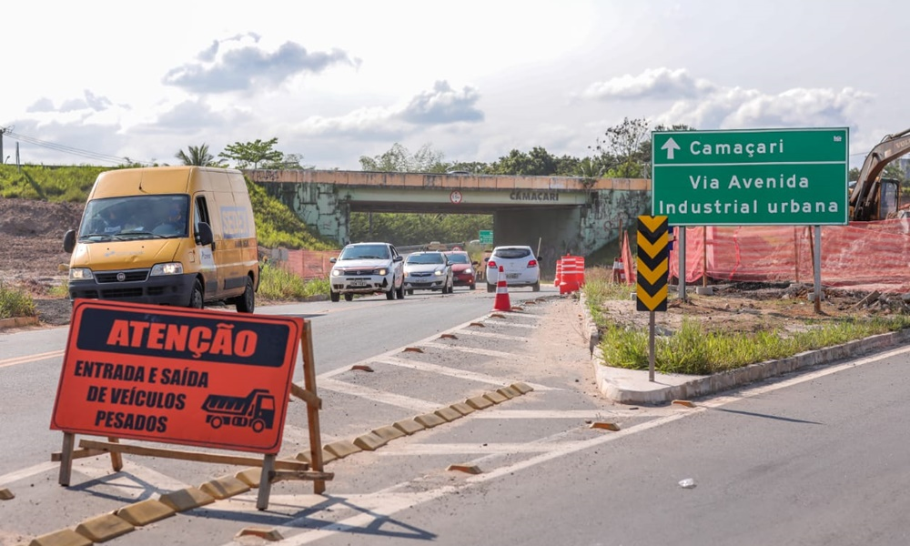 Intervenções do Viaduto da Cascalheira devem ser finalizadas em janeiro