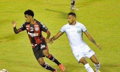 Vitória e Guarani empatam pela Série B do Brasileirão