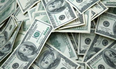 Dólar fecha praticamente estável depois de chegar a R$ 5,87
