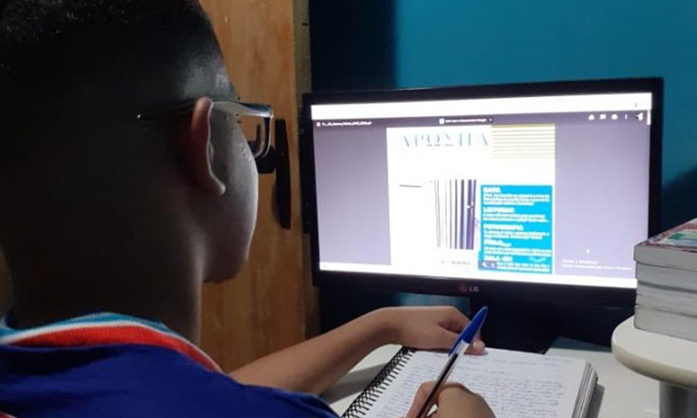 Aulão virtual aborda Língua Portuguesa nesta sexta-feira em preparação para o Enem