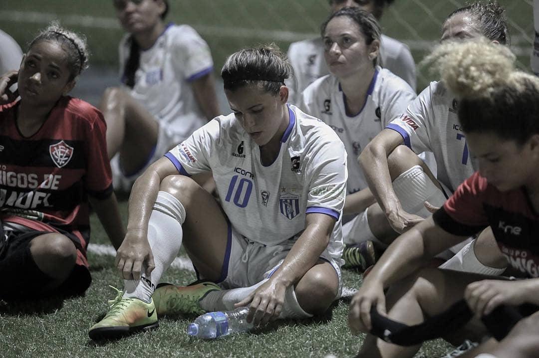 Equipe feminina do Fut7 Camaçari precisa de ajuda para representar a Bahia em torneio nacional