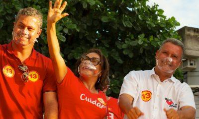 Rui Costa retorna a Camaçari esta semana para fortalecer Ivoneide na reta final