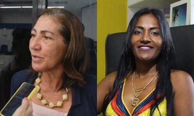 Fafá de Senhorinho e Professora Angélica são as únicas mulheres eleitas na Câmara