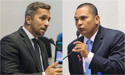 Flavio Matos e Dentinho do Sindicato são os vereadores mais votados do governo e oposição