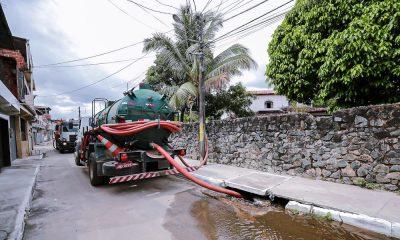 Governo intensifica limpeza no Jardim Brasília