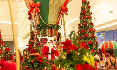 Boulevard Camaçari realiza primeiro sorteio de Natal nesta quinta-feira