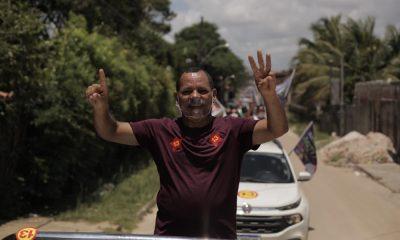 Pastor Antônio faz outra grande carreata e confirma favoritismo no PSB