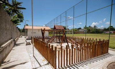 Obras da Praça do Campo são concluídas; o espaço tem 1.300 metros quadrados