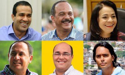 Saiba quem são os prefeitos eleitos na Região Metropolitana de Salvador