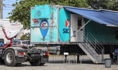 SAC Móvel segue com atendimento em Camaçari até a próxima sexta-feira