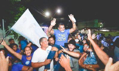 Júnior Borges conquista terceiro mandato consecutivo na Câmara de Camaçari