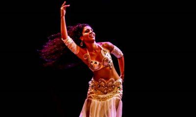 Paola Vásquez promove aula de dança do ventre online; saiba como participar