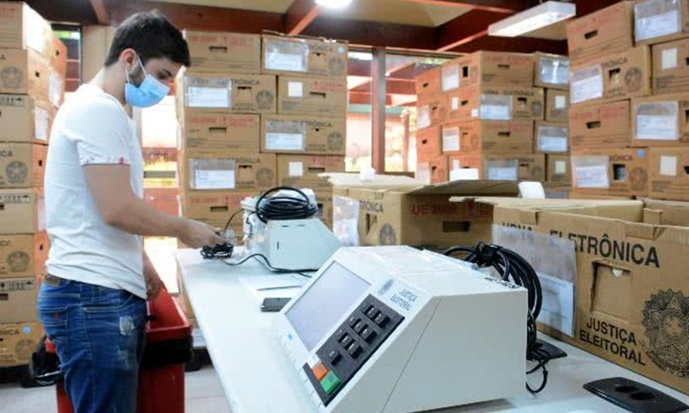 TRE-BA realiza programação das urnas de Camaçari na próxima semana