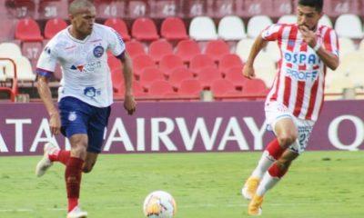 Após empate, Bahia garante classificação para quartas de finais da Copa Sul-Americana