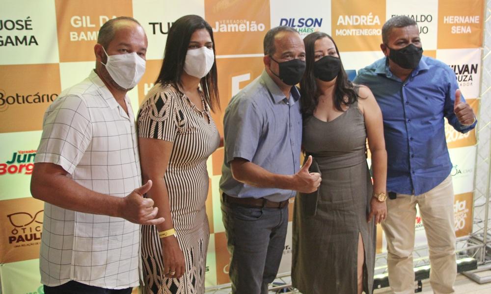 Alegria e celebração marcam confraternização da imprensa de Camaçari