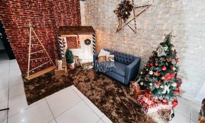Fotógrafos realizam ensaios natalinos no Boulevard Shopping