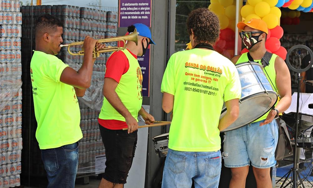 Com geração de 250 empregos, Hiper Unimar inaugura nova loja em Arembepe