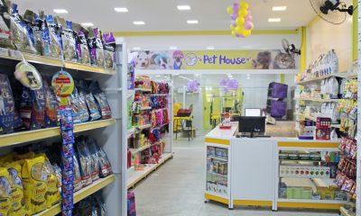 Conforto, segurança e qualidade são destaque em nova loja da Pet House