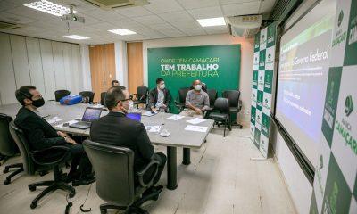 Camaçari recebeu cerca de R$ 435 milhões em auxílio emergencial