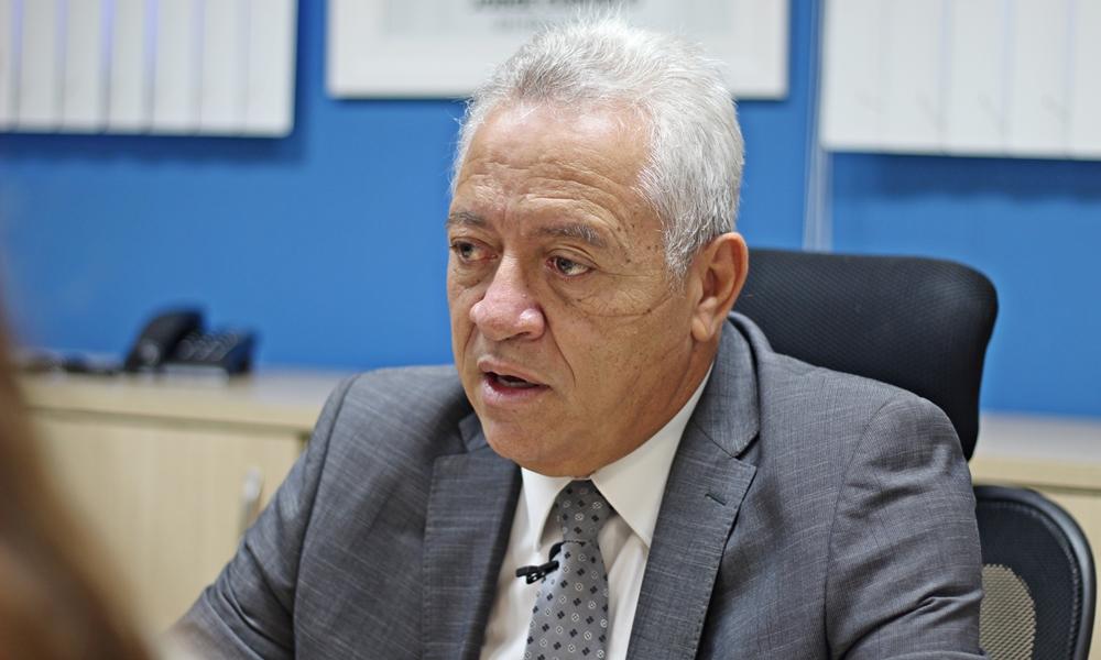 Jorge Curvelo é internado no Hospital São Rafael em Salvador