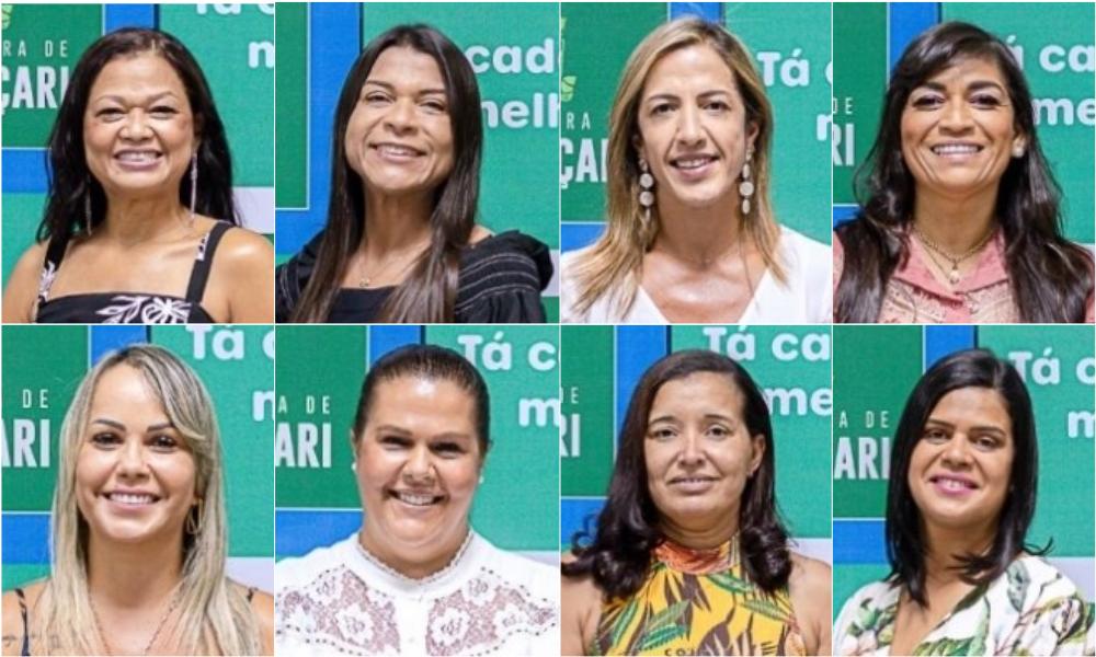Camaçari: 32% do primeiro escalão do governo Elinaldo será ocupado por mulheres