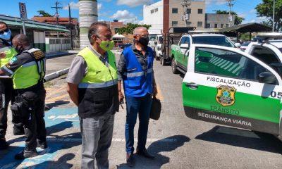 Prefeitura inicia operação de fiscalização durante o verão