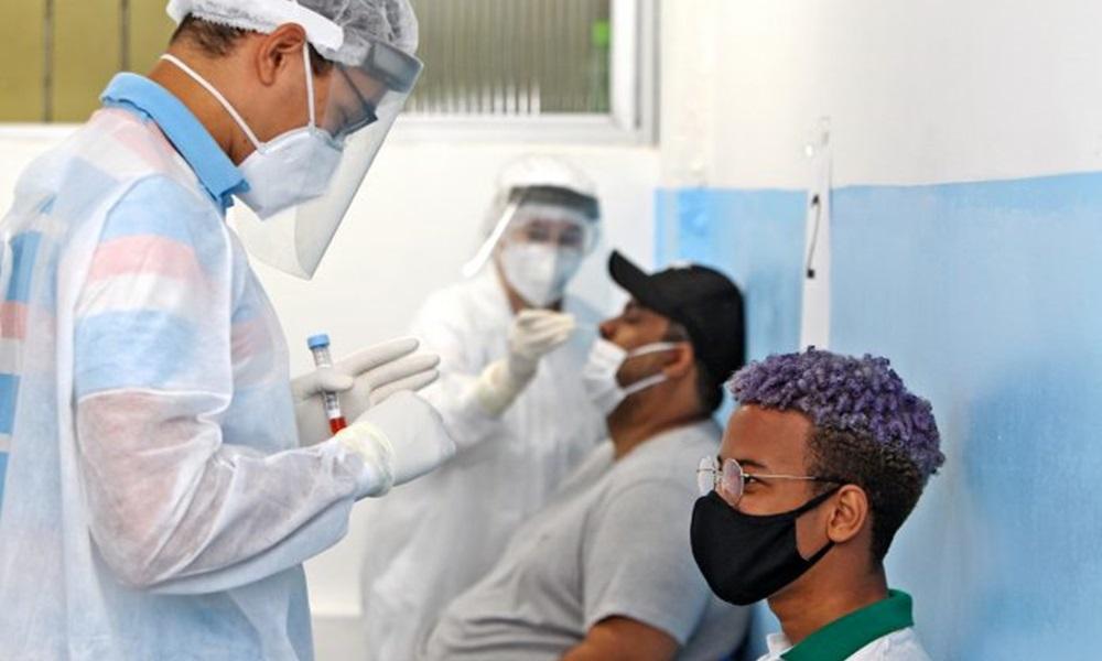 Bahia registra quase 5 mil casos da Covid-19 em apenas 24 horas