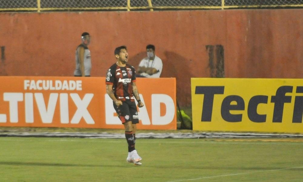 Em casa, Vitória vence o Juventude pela Série B do Brasileirão
