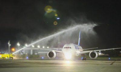 Bahia volta a receber voos da Air Europa desde suspensão por conta da pandemia