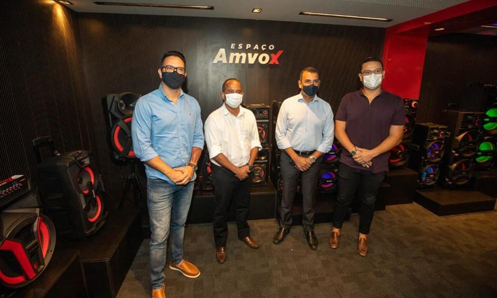 Amvox pretende ampliar produção da empresa nos próximos anos em Camaçari
