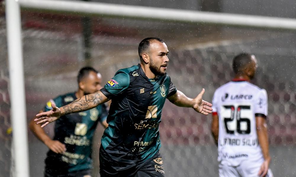 Chocolate: Vitória sofre goleada em Minas e se complica na Série B