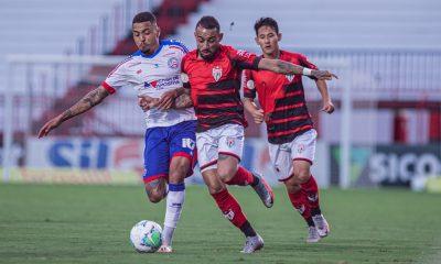 Bahia empata fora de casa e alcança primeiro ponto na era Dado Cavalcante