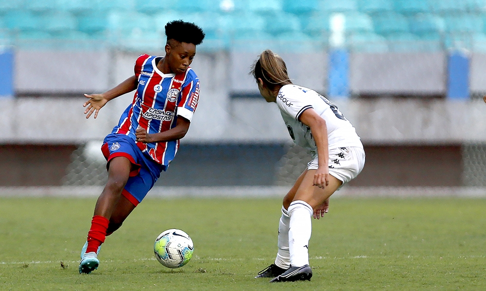 Bahia perde para o Botafogo e é desclassificado do Brasileirão Feminino A-2