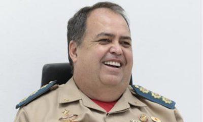 Coronel Adson Marchesini é nomeado comandante-geral do Corpo de Bombeiros Militares da Bahia