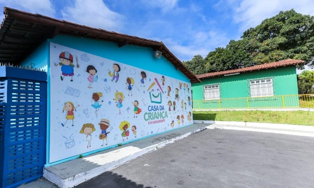 Matrícula para novos alunos da Casa da Criança e do Adolescente começa dia 15