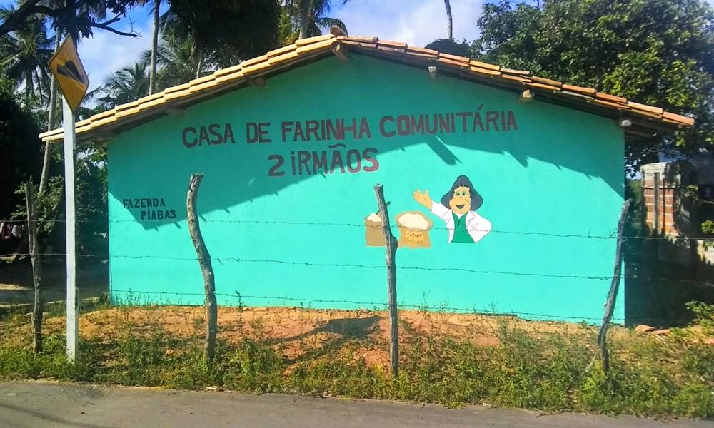 Casa de Farinha Comunitária zela por tradição farinheira e fortalecimento social em Camaçari