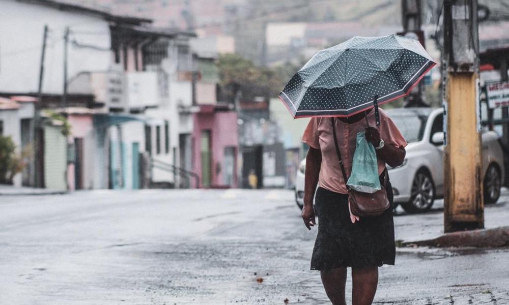 Chuvas periódicas dividem clima em Camaçari durante a semana