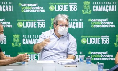 Ford: governo de Camaçari deve ajustar legislação para atrair novas empresas, revela Gama